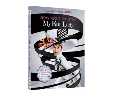 My Fair Lady (Restauration 4K HDR) aperçu en 4K Ultra HD Blu-ray