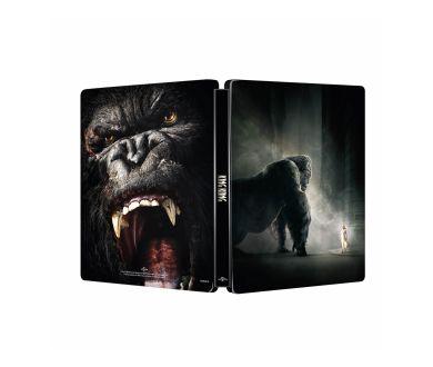 King Kong de Peter Jackson en Steelbook 4K le 17 avril prochain