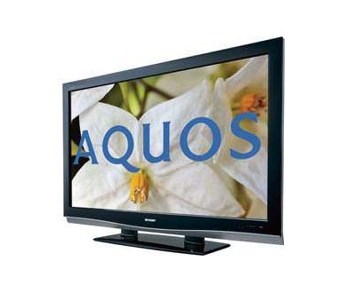 XD1E : les nouveaux téléviseurs LCD Full-HD à la Une pour Sharp !