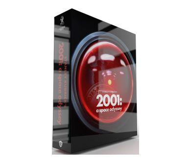 2001 : L'Odyssée de l'Espace en 4K Ultra HD Blu-ray (collection Titans of Cult)