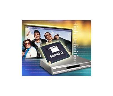 Enregistreurs HDTV DVD réalisables grâce au processeur DMN-8633 !