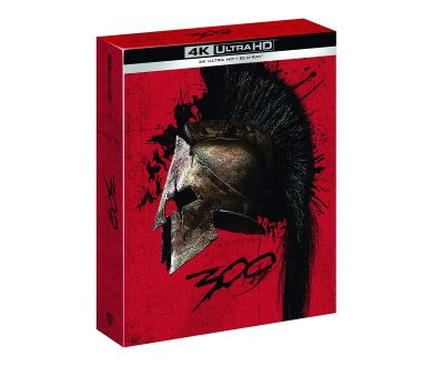 300 de Zack Snyder en édition Ultimate 4K Ultra HD Blu-ray le 5 mai