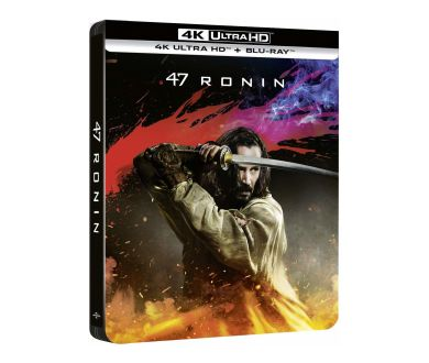 MAJ : 47 Ronin : En avril 2020 en 4K Ultra HD Blu-ray en France
