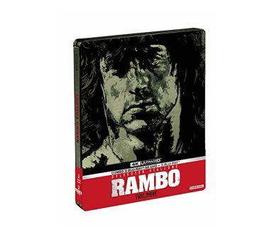 Trilogie Rambo en 4K Ultra HD Blu-ray : Un Trailer comparatif 4K est en ligne