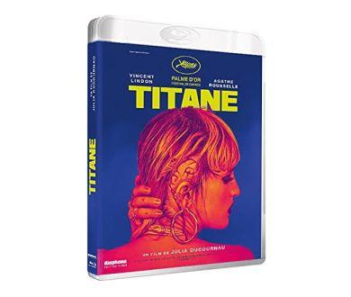Titane : La Palme d'Or du Festival de Cannes 2021 en précommande Blu-ray