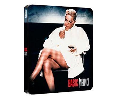 Précommandes : Basic Instinct : Le 16 juin prochain en France en 4K Ultra HD Blu-ray