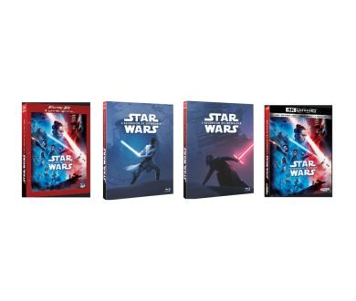 Star Wars - L'Ascension de Skywalker : Officialisation par Disney France en Blu-ray 4K