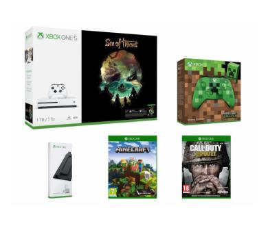 Une Xbox One sans lecteur Blu-ray 4K au printemps prochain ?