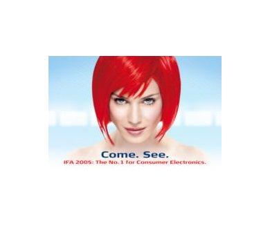 Du 2 au 7 Septembre : la HDTV mise en valeur à l'occasion de l'IFA 2005 !