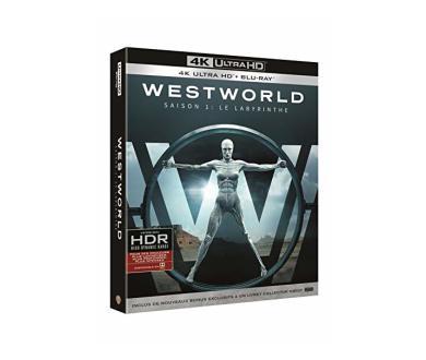 Amazon Studios signe un accord avec Jonathan Nolan et Lisa Joy (Westworld)