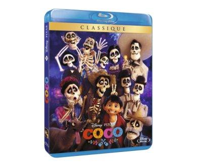 Du 21 au 30 mars : 3 Blu-ray Disney = 30 euros