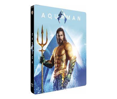 Aquaman officialisé en 4K Ultra HD Blu-ray avec Dolby Vision
