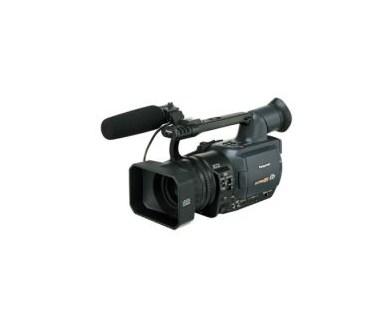 Panasonic commercialise sa caméra HD AG-HVX200 HD !