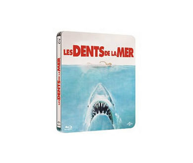 Les Dents de la Mer (Jaws) en 4K Ultra HD Blu-ray : Tous les détails de la sortie !