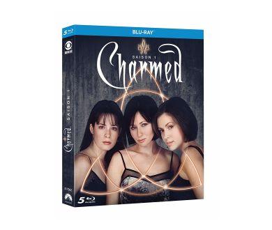 Terminé - Jeu-Concours : Charmed Saison 1 - Un coffret Blu-ray à gagner