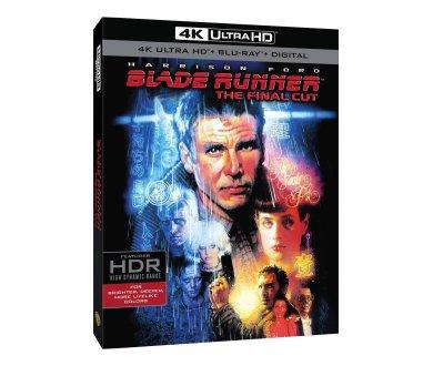 Blade Runner : Réédition 4K Ultra HD Blu-ray en boîtier Steelbook le 4 décembre
