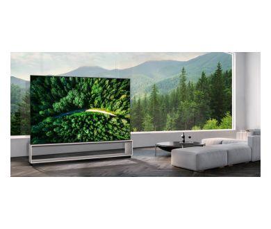 LG annonce l'entame des ventes de sa TV OLED 8K de 88 pouces