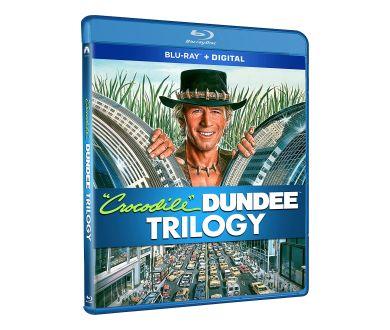 Crocodile Dundee : Un coffret Blu-ray Trilogie le 21 septembre aux USA