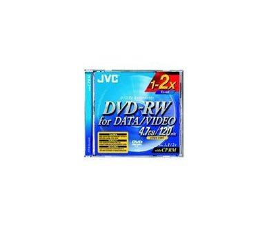 Face au HD-DVD et Blu-Ray : JVC développe les DVD-RW double couche !