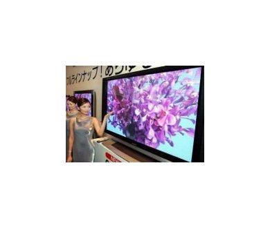 Un téléviseur plasma de 165 cms annoncé par Matsushita :