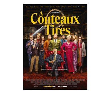 A Couteaux tirés : le 27 mars 2020 en France en 4K Ultra HD Blu-ray