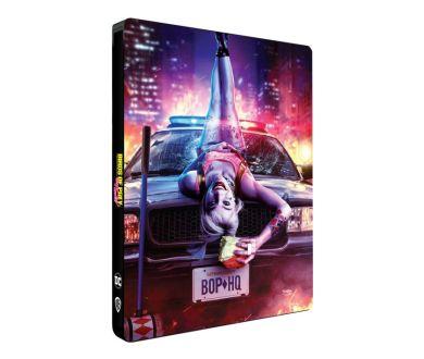 MAJ : Birds of Prey : Une édition Steelbook 4K Ultra HD Blu-ray en précommande