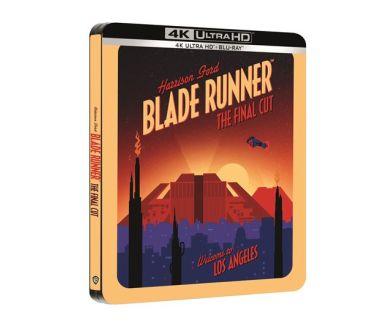 Blade Runner en édition 4K Ultra HD Blu-ray (Sci-Fi Destination) le 5 mai en France