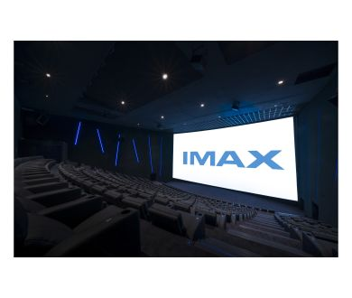 Pathé Carré Sénart : Ouverture de la nouvelle salle IMAX Laser