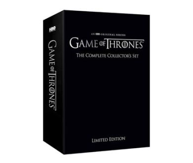 Game of Thrones - Saison 8 : Précommandes Steelbook 4K Ultra HD Blu-ray