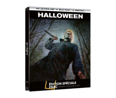 Halloween (2018) : l'édition 4K Ultra HD Blu-ray française en détails !