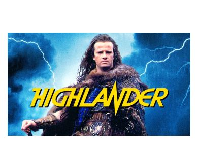 Highlander (1986) en 4K Ultra HD Blu-ray pour son 35ème anniversaire