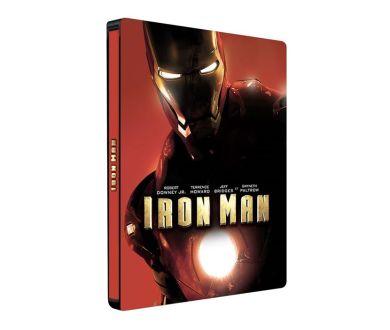 MAJ : Iron Man de Jon Favreau : Une édition 4K Ultra HD Blu-ray le 18 novembre en France