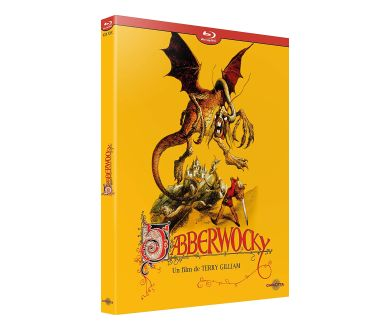 Jabberwocky de Terry Gilliam : Restauration 4K et Blu-ray en France le 17 février