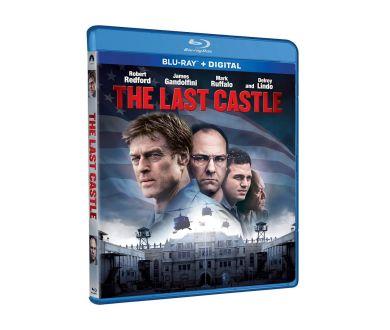Le Dernier Château (The Last Castle) en Blu-ray en France le 26 mai 2021