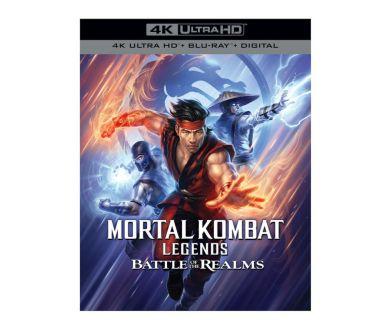 Mortal Kombat - Battle Of The Realms sortira en 4K Ultra HD Blu-ray