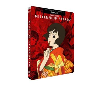 MAJ : Millennium Actress : Restauration 4K et Steelbook Blu-ray le 5 décembre