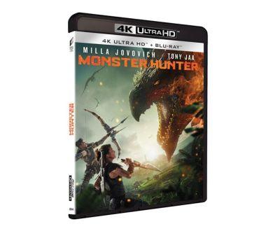 MAJ France : Monster Hunter de Paul W.S. Anderson en 4K Ultra HD Blu-ray dès le 28 avril