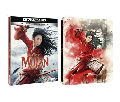 Mulan (2020) : Une sortie française en 4K Ultra HD Blu-ray pour le 11 juin prochain !
