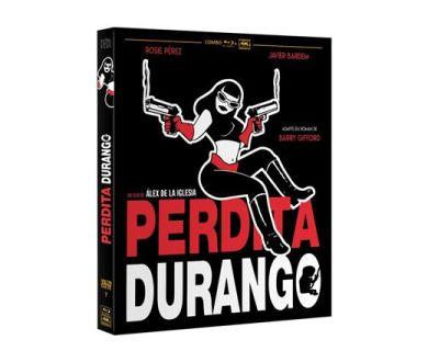 Perdita Durango (1996) en 4K Ultra HD Blu-ray fin novembre en France