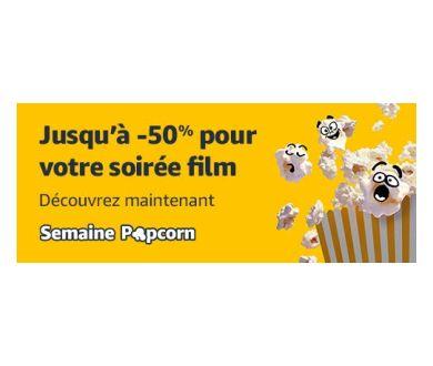 Opération Popcorn Week : Sélection de 4K UHD Blu-ray à prix cassé !