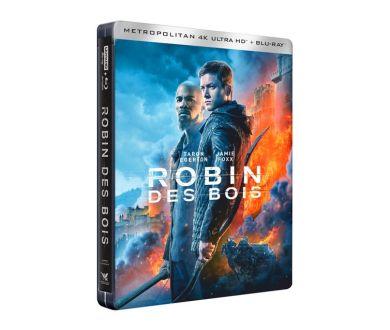 Robin des Bois en 4K Ultra HD Blu-ray le 28 mars chez Metropolitan