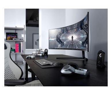 Samsung Odyssey G9 : Un moniteur gaming 5K certifié DisplayHDR 1000