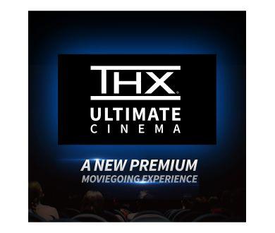 Face au Dolby Cinema, THX lance le THX Ultimate Cinema !