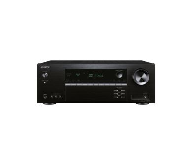 Onkyo TX-SR393 : Nouvel ampli A/V 5.2 canaux, compatible Dolby Atmos et DTS:X