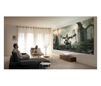Samsung présente The Premiere : Projecteur 4K HDR10+ à focale ultra courte