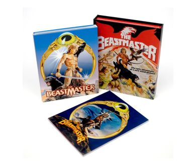 The Beastmaster (Dar l'Invincible) : Restauration 4K et Ultra HD Blu-ray aux USA