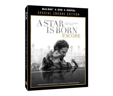 A Star is Born : la version longue dans une nouvelle édition Blu-ray