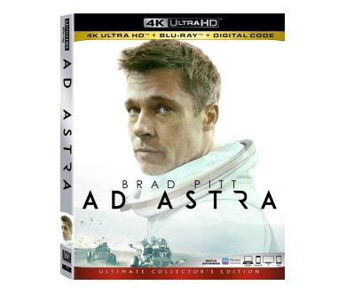 Ad Astra : La 20th Century Fox officialise l'édition 4K Ultra HD Blu-ray
