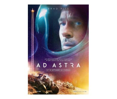 Ad Astra : Précommande d'une édition 4K Ultra HD Blu-ray