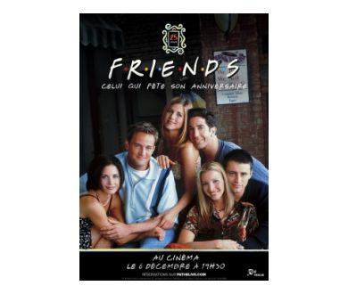 Friends : 25 ans, 4K et de retour au cinéma le 6 décembre !
